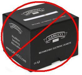 Электронная сигарета Gamucci (Гамуччи) – отзыв