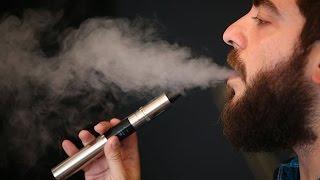 Что бывает от электронных сигарет